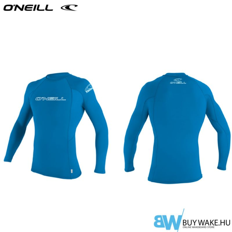 ONeill YOUTH  BASIC SKINS LONG SLEEVE CREW Lycra Gyerek